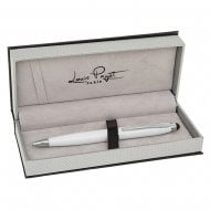 Tennyson Chrome & White Ball Pen