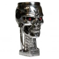 Terminator 2 Head Drinks Goblet