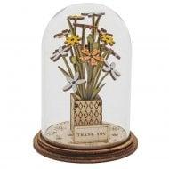Thank You Flower Figurine