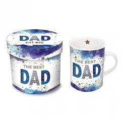 The Best Dad Mug In Gift Box
