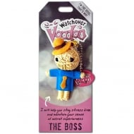 The Boss Voodoo Keyring