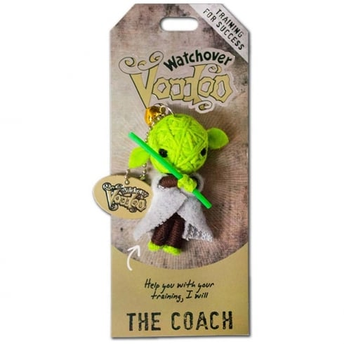 Watchover Voodoo Dolls The Coach Voodoo Keyring