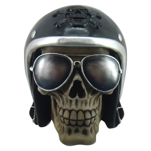 Nemesis Now The Enforcer 16cm Skull Figurine