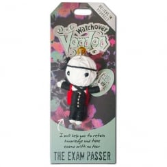 The Exam Passer Voodoo Keyring