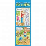 The Funny Side Of His N Hers 2020 Slim Calendar