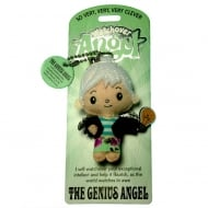 The Genius Angel Keyring
