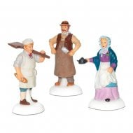 The Heritage Village Collection - Dickens Shopkeepers