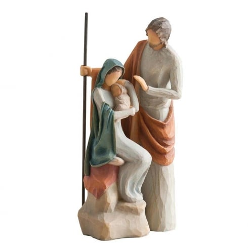 Willow Tree The Holy Family Figurine