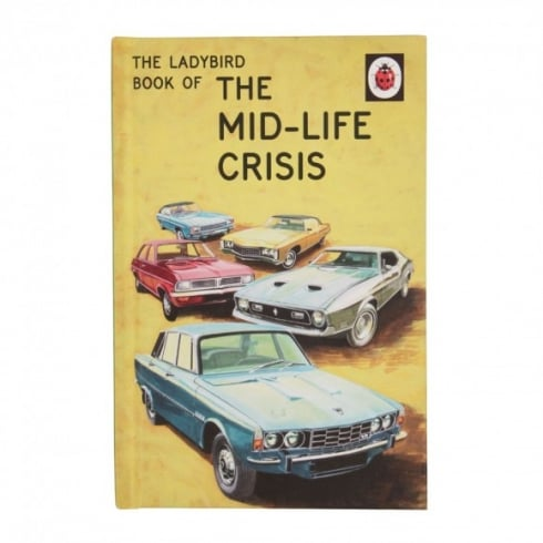 Boxer The Ladybird Book Of The Mid-Life Crisis