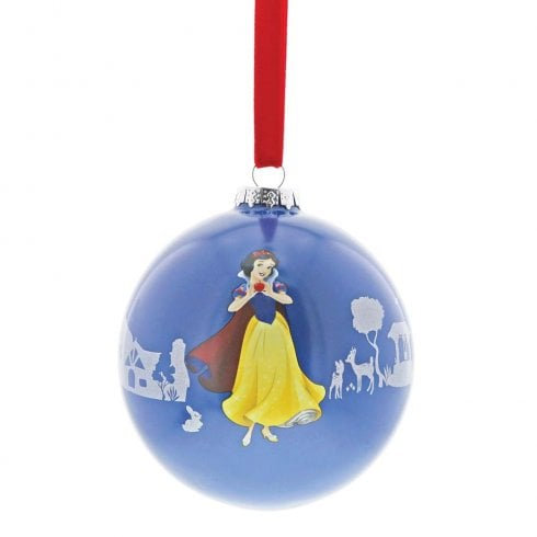 Disney Enchanting Collection The Little Princess Snow White Bauble