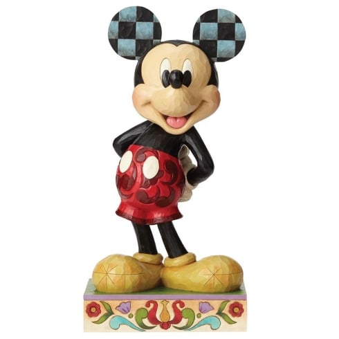 Disney Traditions The Main Mouse Mickey Mouse Statement Figurine