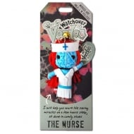 The Nurse Voodoo Keyring