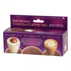 The Original Chocolate Bomb Trio