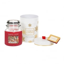 The Perfect Christmas Medium Jar Candle Gift Set
