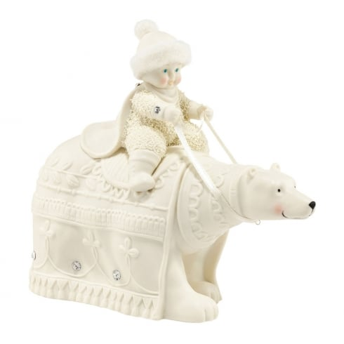 Snowbabies The Polar Duchess Figurine