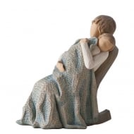 The Quilt Figurine
