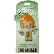The Smiler Angel Keyring