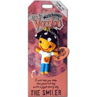 The Smiler Voodoo Keyring
