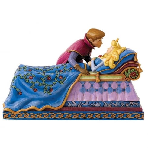 Disney Traditions The Spell is Broken Sleeping Beauty Figurine