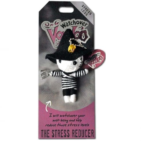 Watchover Voodoo Dolls The Stress Reducer Voodoo Keyring