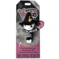 The Stress Reducer Voodoo Keyring