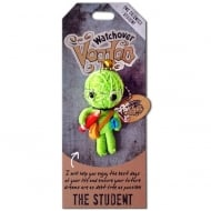 The Student Voodoo Keyring