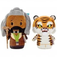 The Walking Dead King Ezekiel and Shiva Plush Set of 2 US Edition