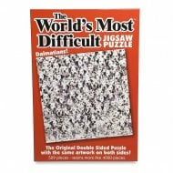 The Worlds Most Difficult Puzzle - Dalmatian Puzzle