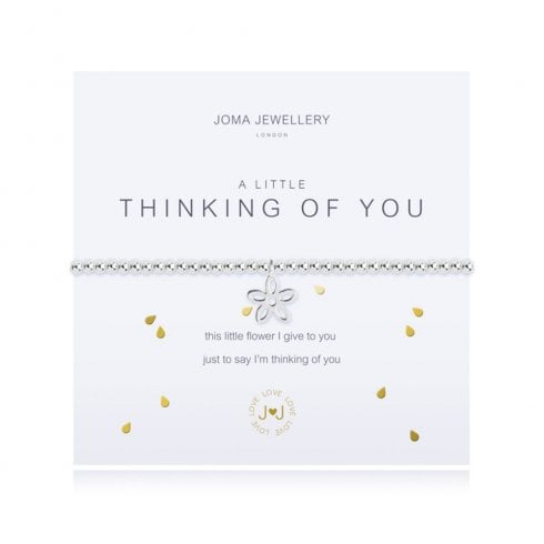 Joma Jewellery Thinking Of You Bracelet