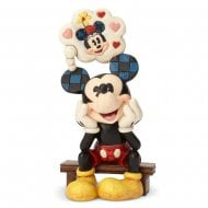 Thinking Of You Mickey Figurine