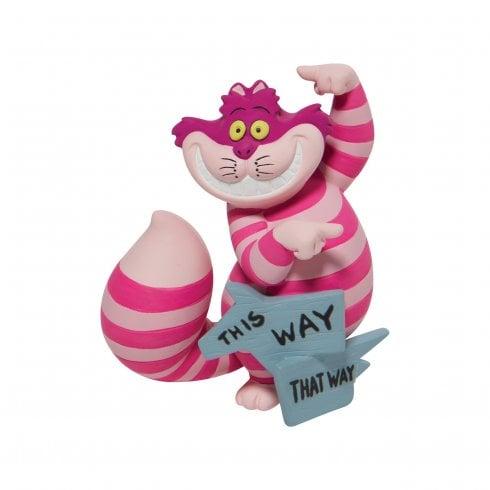 Disney Showcase This Way, That Way Cheshire Cat
