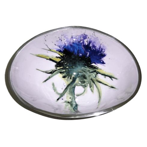 Tilnar Art Thistle Bowl Small 16cm