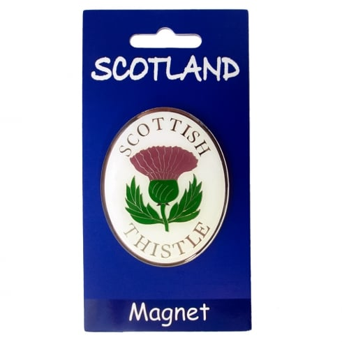 Heather Gift Co. Thistle Magnet