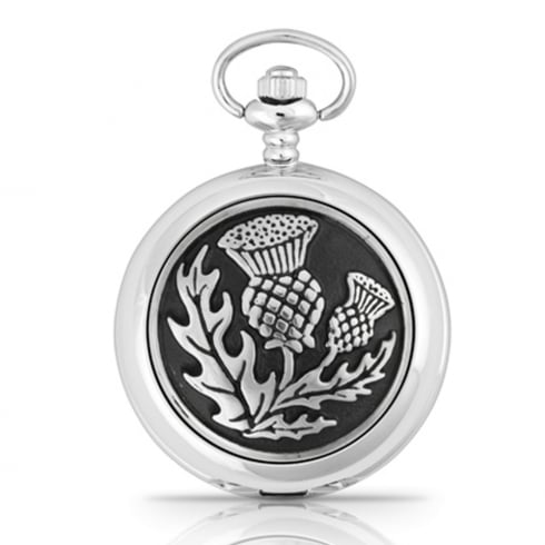 A E Williams Thistle Pocket Watch 2016 4825