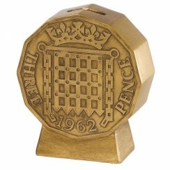 Threepence Money Bank
