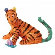 Tigger Knitted Effect Figurine