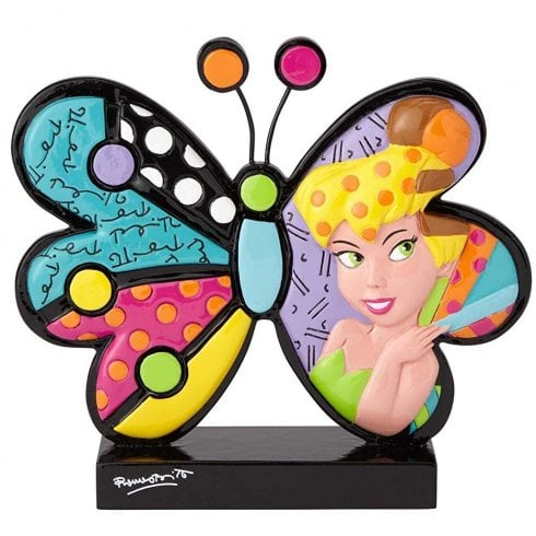 Disney By Britto Tinker Bell Butterfly Icon