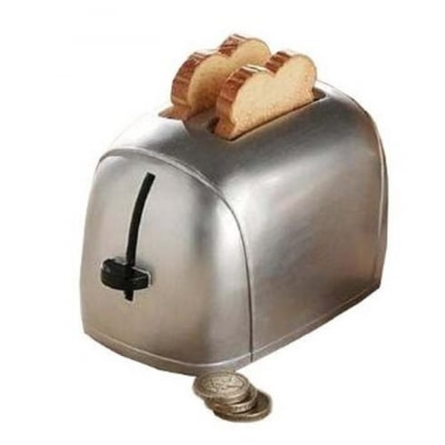 Smart Money Toaster Money Bank