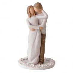 Together Cake Topper Figurine