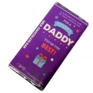 Top Daddy Milk Chocolate Bar