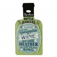 Top Lass Bottle Hanger Heather