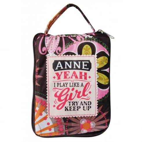 History & Heraldry Top Lass Tote Bag - Anne