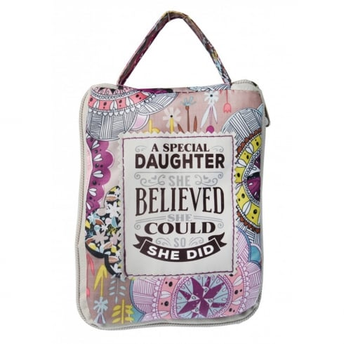 History & Heraldry Top Lass Tote Bag - Daughter