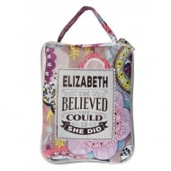 Top Lass Tote Bag - Elizabeth