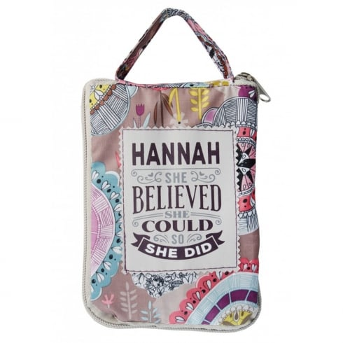 Top Lass Tote Bag - Hannah