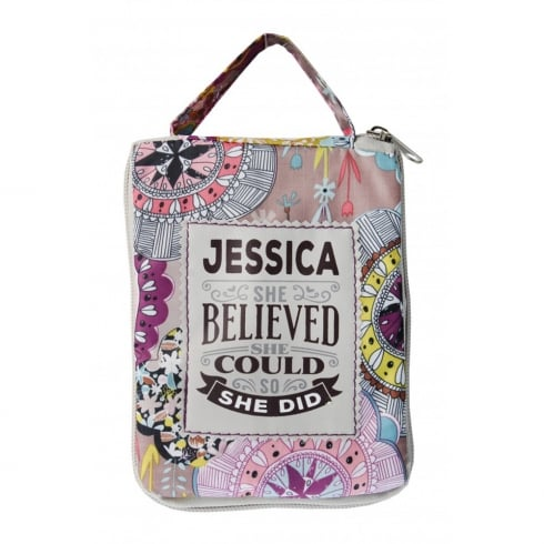 History & Heraldry Top Lass Tote Bag - Jessica