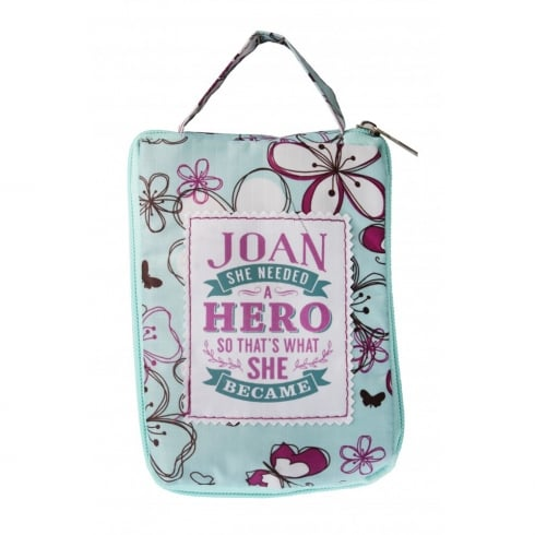 History & Heraldry Top Lass Tote Bag - Joan