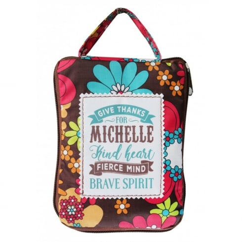 History & Heraldry Top Lass Tote Bag - Michelle