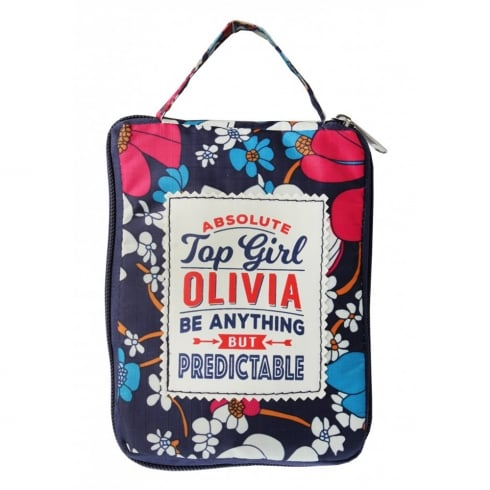 History & Heraldry Top Lass Tote Bag - Olivia
