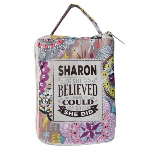Top Lass Tote Bag - Sharon